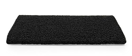 - Camco 42966 Black Premium Wrap Around RV Step Rug (PVC Material (22