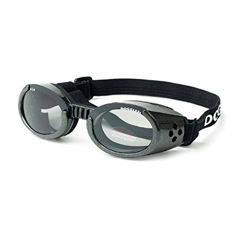 Doggles ILS Black Dog Glasses X-Large