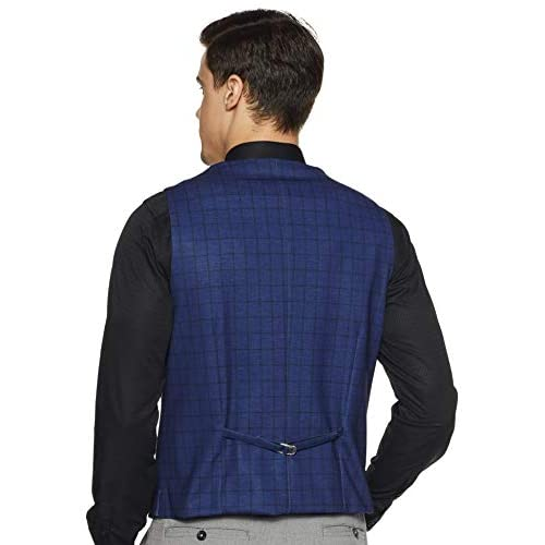 41AagaiFzUL. SS500  - Peter England Men's Waistcoat