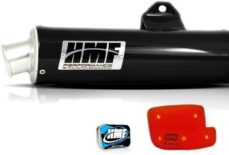HMF Performance Exhaust Muffler Slip-on Arctic Cat 650 V-Twin 2004 2005 2006