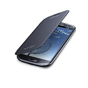 Amazon.com: Samsung Galaxy S III Flip Cover – 1 Pack – Funda ...