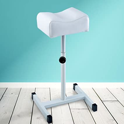 Peachy Adjustable Leg Rest Stool Hug Flight White Telescopic Leg Support Stool Pedicure Manicure Tattoo Foot Arm Caraccident5 Cool Chair Designs And Ideas Caraccident5Info