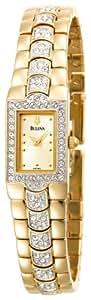 Bulova Women's 98T89 Crystal Watch