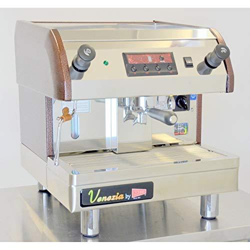 Cecilware Venezia Espresso Machine - Cecilware ESP1 Venezia II Automatic 1 Group Espresso Coffee Machine GMCW 110V