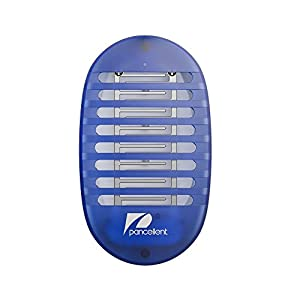 Bug Zappers Pancellent Mosquito Killer Lamp Electronic Insect Killer with Night Light