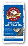 Jrk Seed & Turf Supply B201440 Premium Wild Bird Food, 40 lb