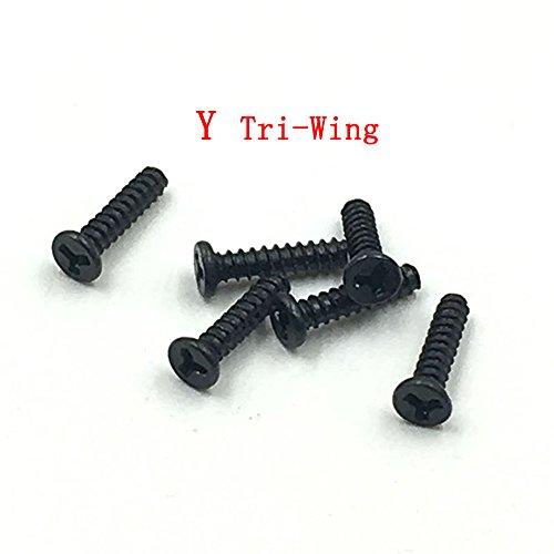 6PCS Tri Wing