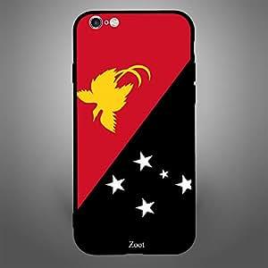 iPhone 6s Plus Papua New Guinea Flag
