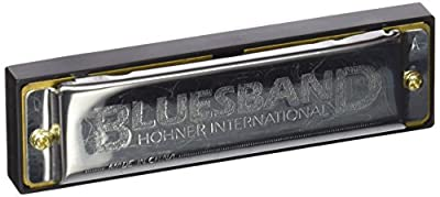 Hohner Bluesband Harmonica best harmonica's, in USA