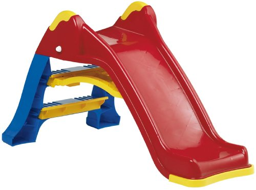Review Of American Plastic Toy Folding Slide