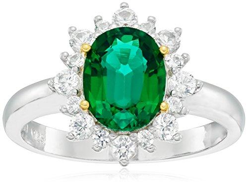 9x7mm Emerald - 5
