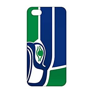 NFL Seattle Seahawks 3D Phone Case For Iphone 5/5S Cover