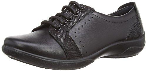 Ville Sonnet Femme De Padders black Chaussures Noir xwptAdB0dq