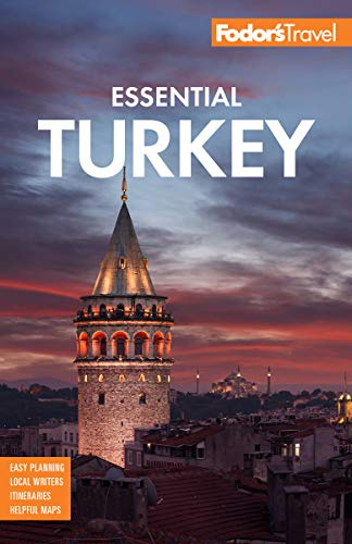 Turkey To Color - Fodor's Essential Turkey (Full-color Travel