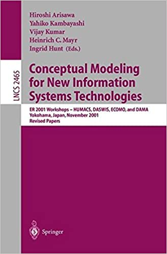 Download ebook for itouch Conceptual Modeling for New Information Systems Technologies in French