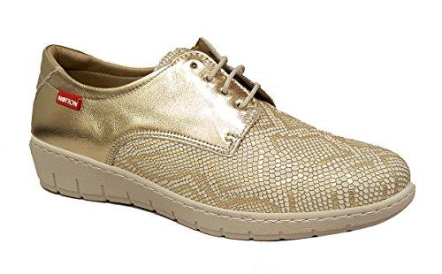 Sport NOTTON cómodo mujer Ultra 2955 de Zapato Oro Aw5wq7gS1