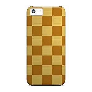 Awesome Case Cover/iphone 5c Defender Case Cover(chessboard)