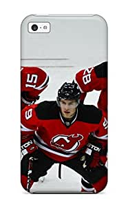 XiFu*MeiFashionable MnhXTQH4845VUEDm ipod touch 4 Case Cover For New Jersey Devils (92) Protective CaseXiFu*Mei