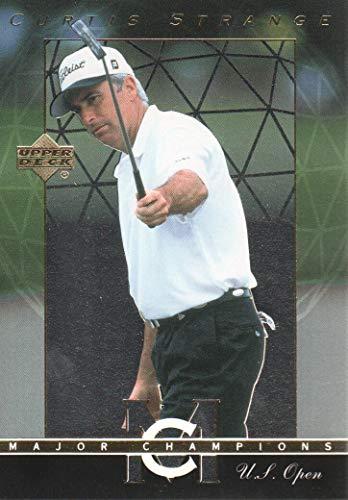 (2003 Upper Deck Golf Major Champions #14 Curtis Strange 88 US Open)
