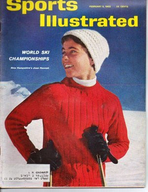 1962 Sports Illustrated February 5 - Wilt Chamberlain