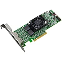 Thecus C10GI540T2 Dual-Port 10GbE Network Interface Card - Silver