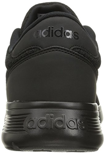 Scarpa Da Basket Adidas Performance Mens Lite Racer Nera / Nera / Nera