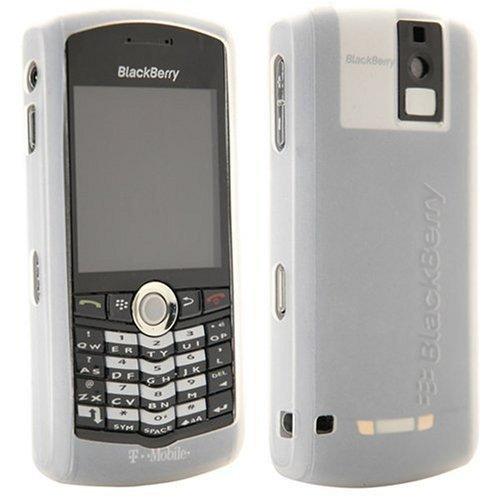 OEM Alltel Blackberry Pearl 8110 8120 8130 White Skin