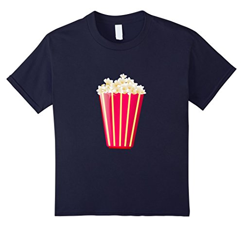 Hilarious Costumes For Couples (Kids Costume For Couples Popcorn-Soda Funny Lazy T-shirt 12 Navy)