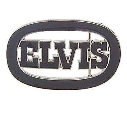 Elvis Presley Belt Buckle Music Icon Legend Officially Licensed Original (Elvis Legend Costumes)