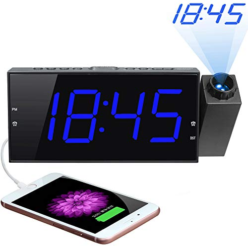 - Projection Alarm Clock, 7