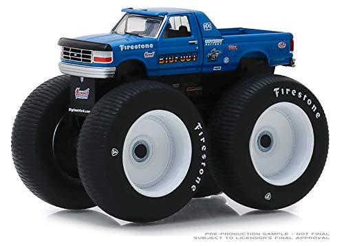 GreenLight 1/64 Kings of Crunch Series 4 - Bigfoot #5-1996 Ford F-250 Monster Truck 49040E (Model Bigfoot)