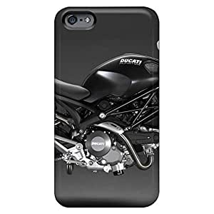 forever cell phone carrying skins Iphone Hard Cases With Fashion Design covers iphone 6 plus 5.5 /6 plus 5.5s - ducati monster 696