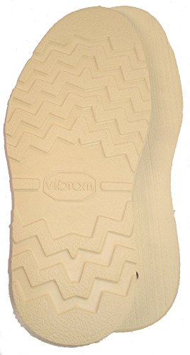 Vibram Cristy Full Sole Style #4014 Natural Size 12