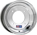 Douglas Wheel Tire 006-12 Blue Label Wheel - 10x5 - 3+2 Offset - 4/110 , Bolt Pattern: 4/110, Rim Offset: 3+2, Wheel Rim Size: 10x5, Color: Aluminum, Position: Front/Rear