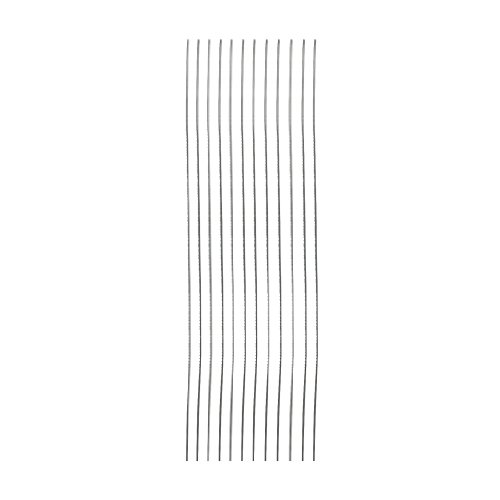 (Bosch SS5-28PL 5-Inch X 28-Tpi Plain End Scroll Saw Blade)