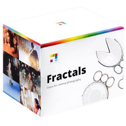 (Fractal Filters Classic Prismatic Camera Filters, 3-Pack)