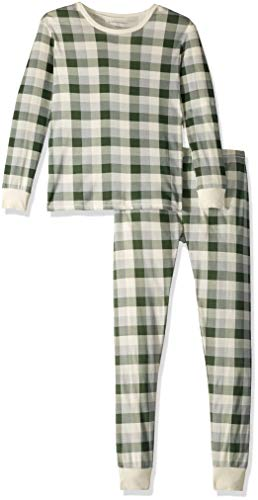 Burt's Bees Baby Big Holiday Pajamas, 2-Piece PJ Sets, 100%