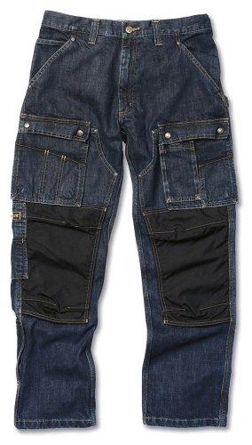 Carhartt Workwear Jeans Handwerker Kniepolster EB229, Größe:W38/L32