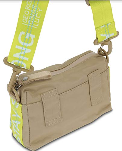 Lucy Nylon Yellow Roots Gina Beige 2tone Strong amp; Yma George qAOxPO