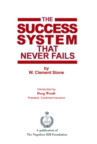 The Success System That Never Fails Ebook