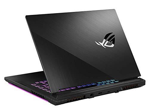 "ASUS ROG Strix G15 G512LW Gaming and Entertainment Laptop (Intel i7-10750H 6-Core, 64GB RAM, 2TB m.2 SATA SSD, NVIDIA RTX 2070, 15.6"" Full HD (1920x1080), WiFi, Bluetooth, Win 10 Pro) with USB Hub"