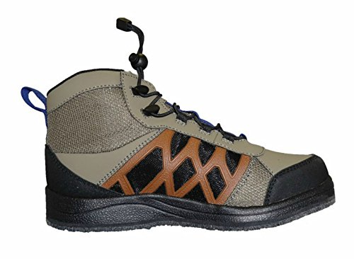 Chota Outdoor Gear Wading Boots, Hybrid High Top, Super Light, Under 1 lb. Felt Sole For Traction, Durable