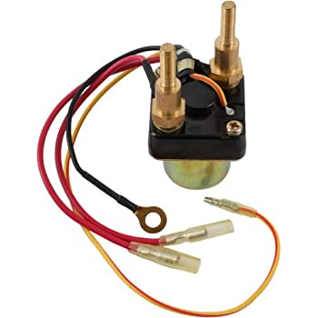 Amazon Starter Solenoid Relay For Kawasaki Js440 Js550 1982. New Starter Solenoid Relay For 440 550 Js440 Js550 Kawasaki Jet Ski 19861992. Jeep. 1984 Jeep Starter Solenoid Wiring At Scoala.co