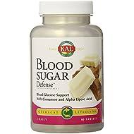 KAL Blood Sugar Defense Tablets, 60 Count