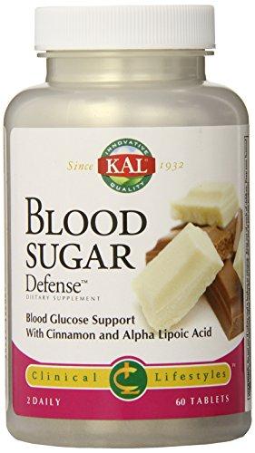 Blood Sugar Defense Tablets Count