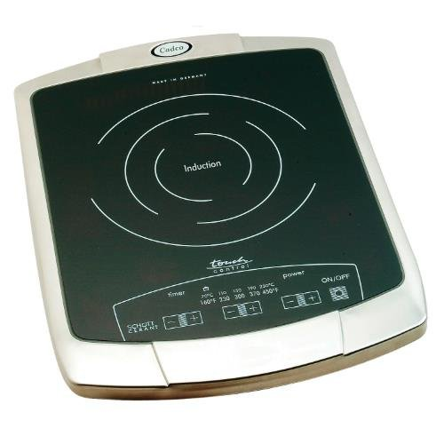 Cadco BIR-1C Buffet Induction 120-Volt Hot Plate by Cadco