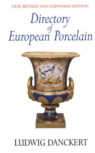 Directory of European Porcelain by imusti