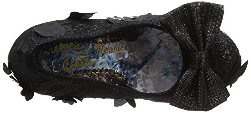 Irregular Black Synthetic Shoes E Womens Bow Choice Mal SqrgSw