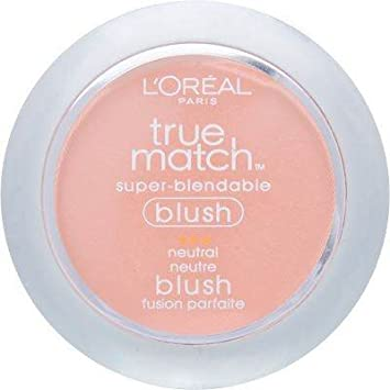 L'oréal Paris True Match Super Blendable Blush, Innocent Flush, 0.21 Oz. by L'oreal Paris