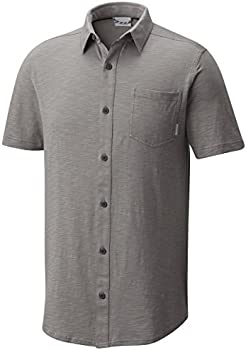 Columbia Mens Lookout Point Knit Short Sleeve Shirt